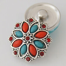 Genuine Snap It Button Charm Fit Snaps Jewelry **We Combine Shipping**