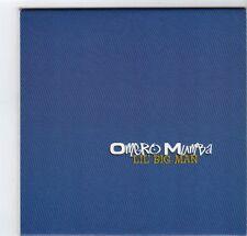 (EZ113) Omero Mumba, Lil' Big Man - 2002 DJ CD