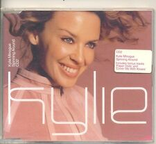 KYLIE MINOGUE Spinning Around 3trk AUS CD 2 Single w/case sticker