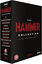 Ultimate Hammer Collection DVD Box Set Collection Christopher Lee New and Sealed