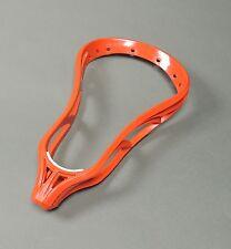 Maverik Juice Lacrosse LAX head Unstrung Orange (NEW) Retails $99
