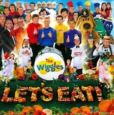 THE WIGGLES (Guest star: Keith Urban) - Let's Eat! (childrens/kids) CD