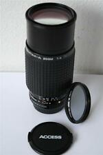 SMC Pentax-A 70-210mm f/4  K-Mount Lens w/Caps ***