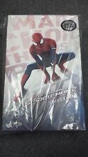 Hot Toys MMS 244 The Amazing Spiderman Spider Man 2 Figure (Special Edition) NEW