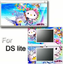 Hello kitty CAT VINYL SKIN STICKER f NINTENDO DS LITE 1
