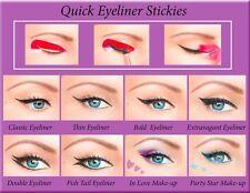 80pcs Rapide Eyeliner Stickies Outil de Maquillage des Yeux Parfait ORIGINAL FR1