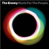 THE ENEMY - MUSIC FOR THE PEOPLE        (2009)      CD Album & DVD