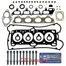 Head Gasket Set Head Bolts 95-99 Eagle Talon Mitsubishi Eclipse 2.0L DOHC Turbo