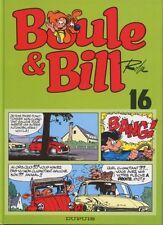 BD Boule et Bill Tome 16 Edition Actuelle