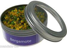 Incenso Bergamotto Grani e Polvere - Scatola de 100G (Rituali e Cerimonie)