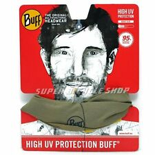 Buff Coolmax High UV Protection Headwear , Brown