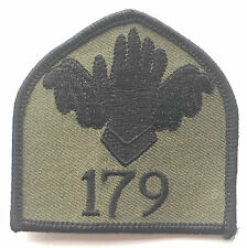 RAF No.17/9 Squadrons (GULF OPS) Royal Air Force Military Embroidered Patch