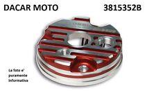 3815352B COPERCHIO TESTA rossa MALOSSI  MBK NITRO 50 2T LC