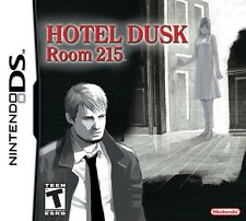 Hotel Dusk: Room 215 - Nintendo DS Game Only