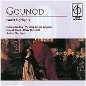 Faust (Cluytens, Paris Opera Chorus And Orch.), Charles Gounod, Very Good