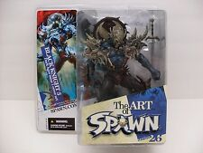 2004 McFarlane Toys Series 26 Art of Spawn Black Knight Dark Ages i.1 Figure