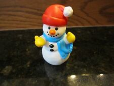 Fisher Price Little People Christmas Snowman Olaf Reindeer North Pole Train part