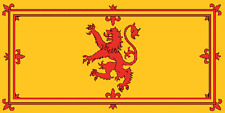 scotland lion rampant 5 x 3 flag scottish scots glasgow edinburgh