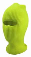Men Women Ski Mask 1 Hole Beanie Warm Face Mask Winter Hat Cap One Size Fit all