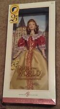 Princess of Holland Collector Barbie Doll of the World DOTW NRFB 25th 2005 Pink