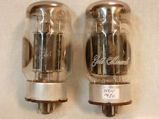 PAIR Genalex Gold Monarch KT88 6550 vacuum tube England ~tested on TT-1 tester