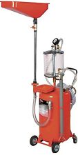 Aspirador recuperador de aceite usado neumático 65+10 litros