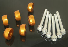 Lower Control Arms LCA Dress-Up Washers Bolts Gold For HONDA ACURA Integra Civic