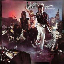 Shouting and Pointing [Bonus Track] by Mott the Hoople (CD Wounded Bird)