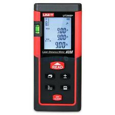 UNI-T 40m/131ft Digital Laser Distance Meter Range Finder Measure Diastimeter