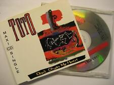 "TOTO ""DON'T CHAIN MY HEART"" - MAXI CD"