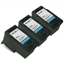 Ink Cartridge for PIXMA iP2702 MP270 MP495 MX340 MX420 - Canon PG-210 CL-211 3PK