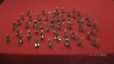 Star Wars miniatures 20 wookies with cards, free shipping