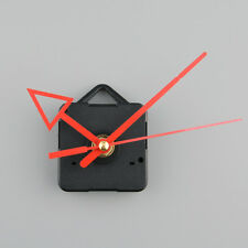 Silent Clock Quartz Movement Mechanism Red Arrow Hand DIY Repair Tool Set