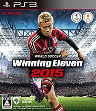 Used PS3 World Soccer Winning Eleven 2015 Japan Import