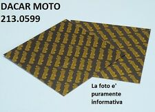 213.0599 SET LASTRE IN FIBRA DI CARBONIO MM.110X100 SP.0,25 POLINI