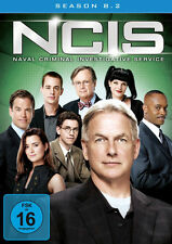 3 DVDs * NCIS -  STAFFEL / SEASON 8.2 - NAVY # NEU OVP =