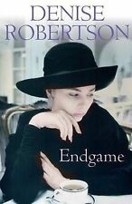Robertson, Denise Endgame Very Good Book