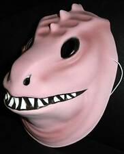 Dinosaurs Mask ! Giant Animal, Light Pink Colour ! Great Item For Kids !