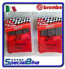 YAMAHA MT-10 2016   BREMBO SA SINTERED BRAKE PADS 2 SETS