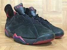 BEAT�� Nike Air Jordan VII 7 Retro Raptor Black Charcoal True Red 7.5 304775-006
