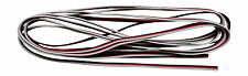 1Apex RC Products 3M / 10' 22 Awg White Red Black Futaba Style Servo Wire #1220
