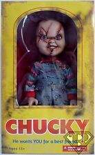 Mezco Childs Play 15-inch Chucky Doll