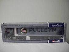 Corgi CC12005 1:50 Scale MAN Fridge Trailer Diecast Model – Pulleyn (MIB)
