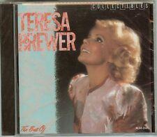 TERESA BREWER - THE BEST OF TERESA BREWER - CD
