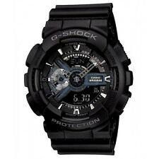 100% Original G-SHOCK GA-110-1B BLACK DIGITAL ANALOG