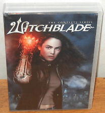 Witchblade - The Complete Series (DVD, 2008, 7 Disc Set) Widescreen - BRAND NEW