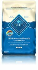 Blue Buffalo Life Protection Dry Adult Dog Food Chicken and Brown Rice 30 lb