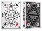 Four Point Playing Cards - USPCC Printed Deck Limited Edition