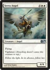 Serra Angel X4 NM M14  White Uncommon Magic 2014