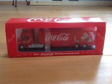 Coca Cola Weihnachtstruck ca. 23cm lang von Oxford, Neu Und OVP
